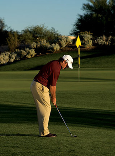 Pitching Mechanics Three Ways To Score Golf Tips Magazine