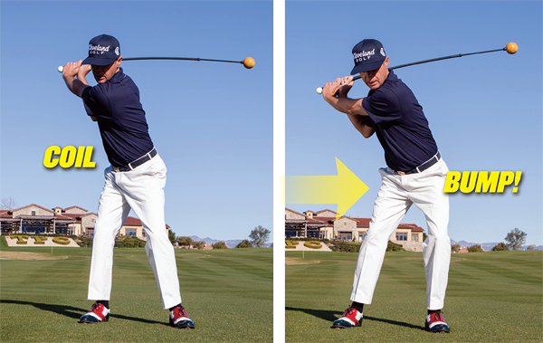 how to move hips in golf swing